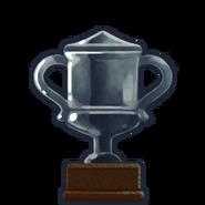 Trophy Silver result