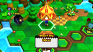 Windy Hill Circus overworld