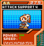 Attack Support 4
