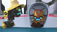 Cutebot and D-Fekt
