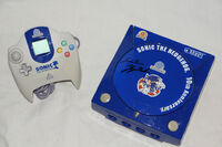 Dreamcast - Sonic 10th Anniversary