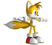 Forces Model Tails