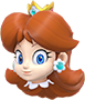 Mario Sonic Rio Daisy Icon