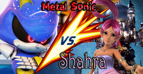 Metal-Sonic-and-Shahra-are-best-friends