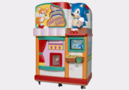 SegaSonic Popcorn Shop cabinet
