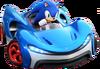 SonicRacing SonicSpeedStar