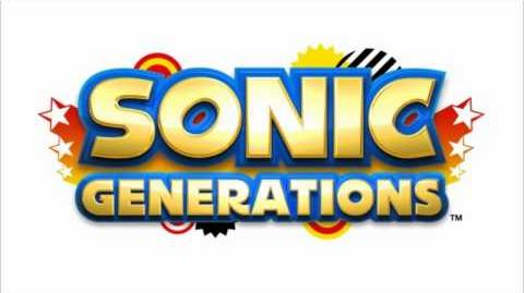Sonic Generations Full Credits Medley