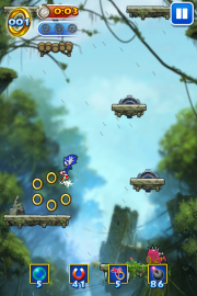 Sonic Jump JZ