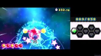 Sonic Lost World ~ 3DS Part 1 ~ Windy Hill Zone Special Stage 1 2 3 Boss Zazz ~ S Rank