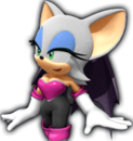 Sonic Rivals 2 - Rouge the Bat 3