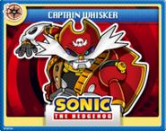 Captain Whisker Online Card