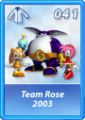 Card 041 (Sonic Rivals)