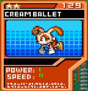 Cream Ballet