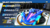 Metal Sonic Digital Interface Front