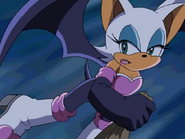 Rouge Ready to Attack