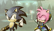SATBK Sonic and Nimue