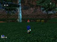 SA Sonic vs Knuckles DC 1