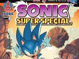 Archie Sonic Super Special Magazine Issue 6