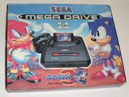 Sonic 3 Mega Drive bundle 1994 front