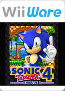 Sonic 4 Wii