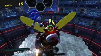 Sonic Forces - Stage 5 - Sonic vs