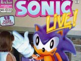 Archie Sonic Live!