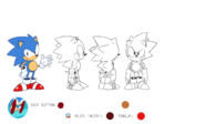 Sonic Mania Adventures koncept 2
