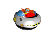 Sonic R Eggman 1
