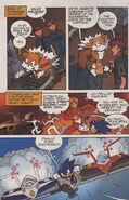 Sonic X issue 12 page 5