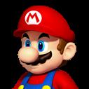 Winter Olympics Ikona Mario