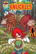 Archie Knuckles Mini Series Issue 1