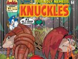 Archie Knuckles (miniseries) Issue 1