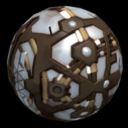 Egg Guardian ball