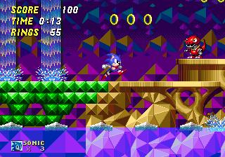 Sonic 2 Beta