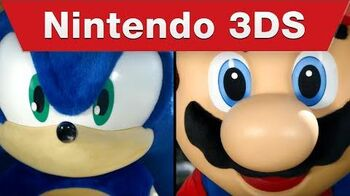Mario & Sonic at the Rio 2016 Olympic Games – Episode 1 Training for Rio!