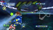 Mario Sonic Olympic Winter Games Gameplay 276