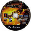 Shadow ps2 us cd