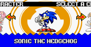 Sonic Advance menu 3