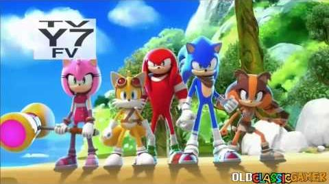 Video - Sonic Boom Opening (Intro) HD   Sonic News Network ...