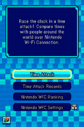 Sonic Colors DS Time Attack