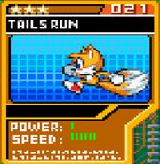 Tails Run