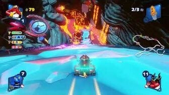 Team Sonic Racing Hidden Volcano (Dr