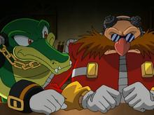 Vector i Eggman ep 71