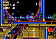Automatic pinball loop sonic 2