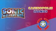 Casinopolis (Sonic) - Sonic Adventure