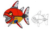 Chopper S4 koncept