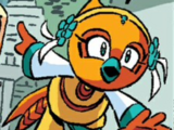 Cinder the Pheasant