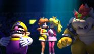 Mario Sonic Olympic Winter Games Festival Mode Ending 04