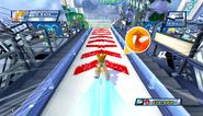 Mario Sonic Olympic Winter Games Gameplay 022