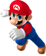 Mario StockArt3D SeriousAdvance